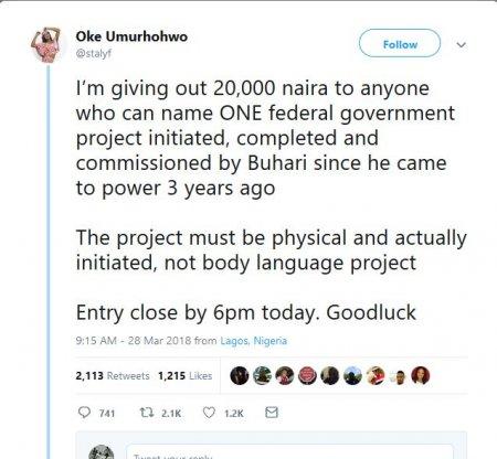 buhari tweets 1.JPG