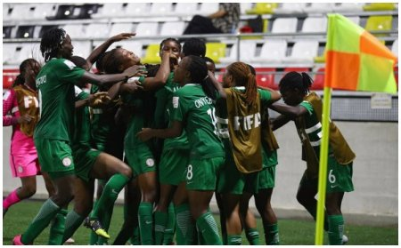 Nigeria Shakes Off Japan Defeat, Beats Canada 3-1 – Ate U ...