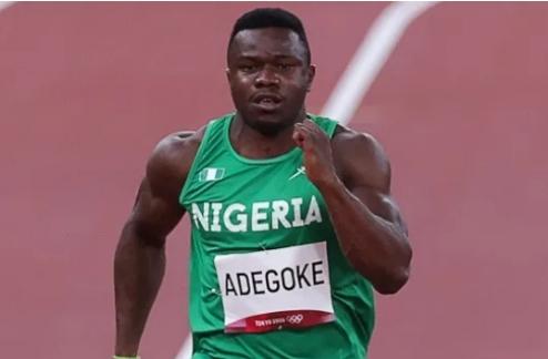 Tokyo Olympics: Nigeria's Adegoke Breaks 25-Years Jinx