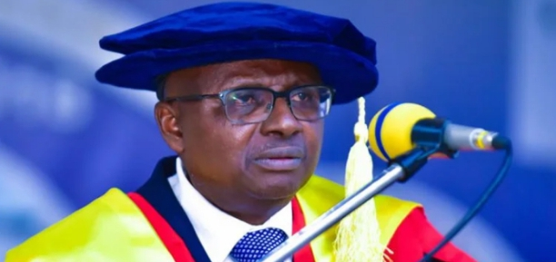 UI gets new Vice Chancellor