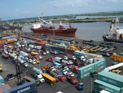 Image result for Apapa port exports goods worth of N57b in seven months