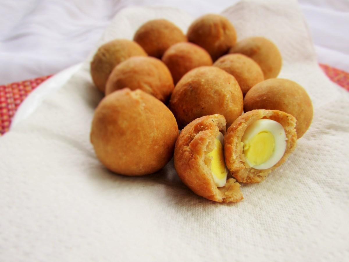 Nigerian mini Egg Rolls | Nigerian Lazy Chef