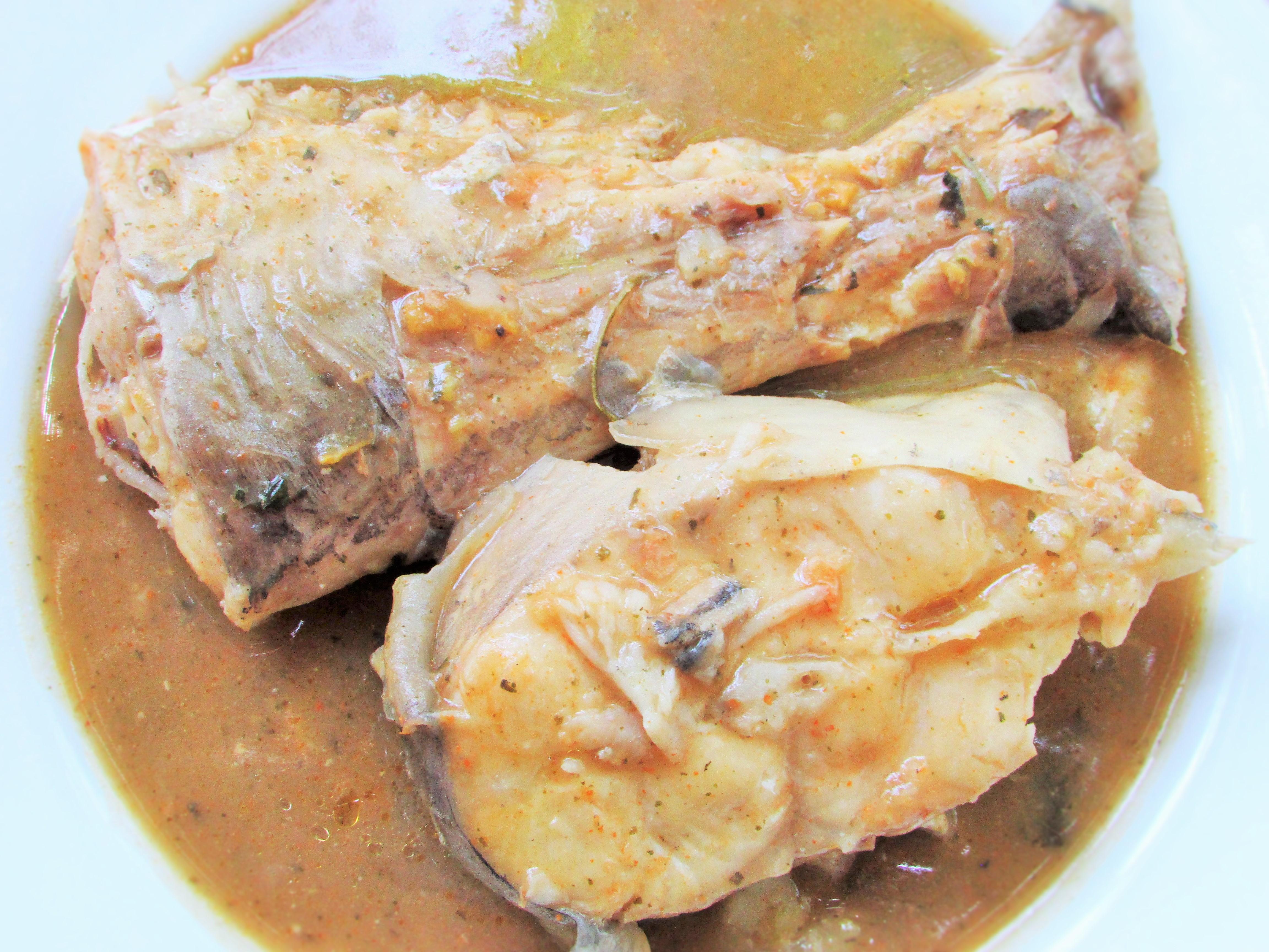 Nsala(White soup)