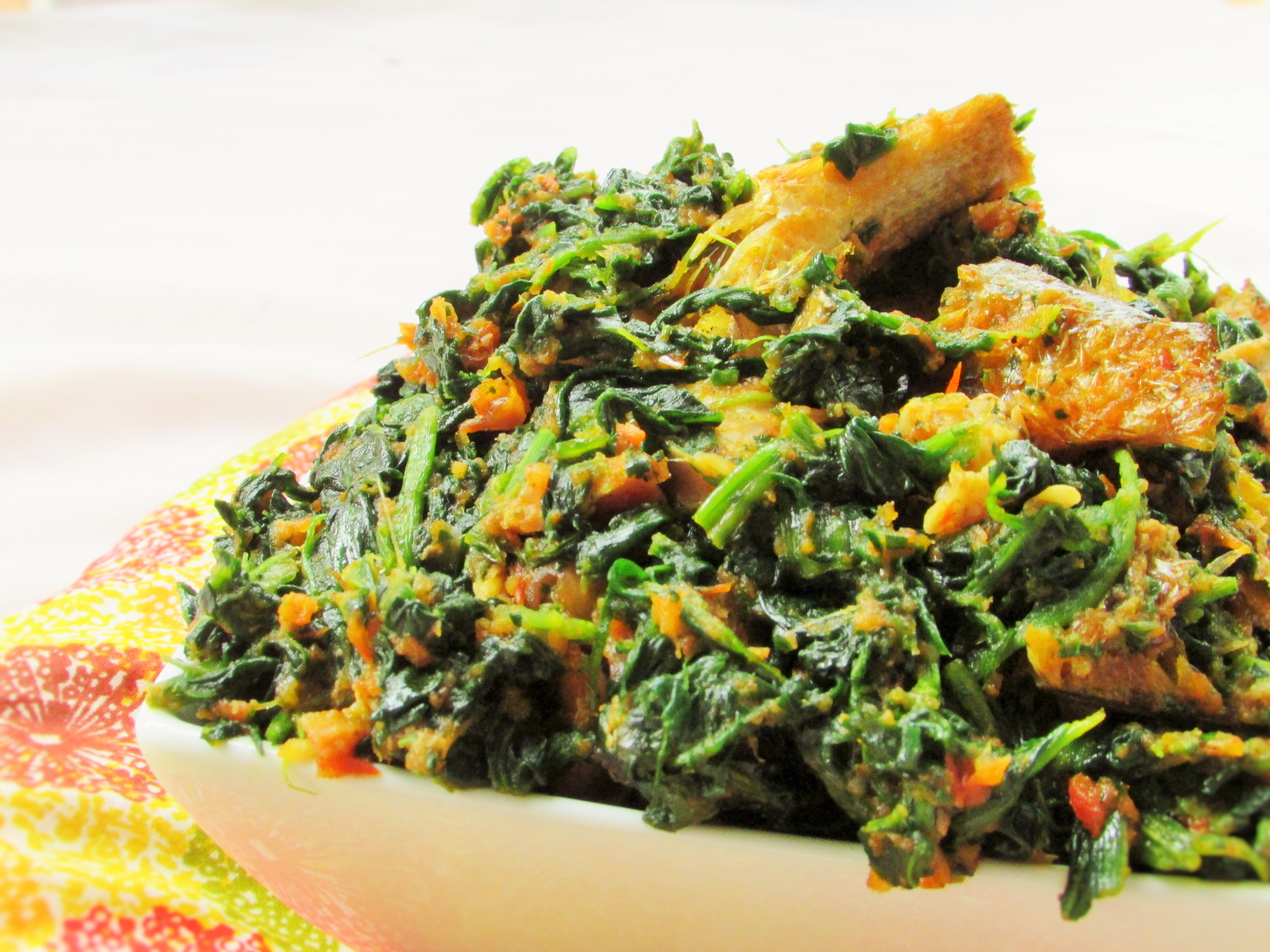 Spinach stew oil less efo riro not your traditional efo riro efo riro is a rich nigerian vegetable soup mainly cooked by the yoruba speaking people of nigeria efo riro can be classified as one of the easiest nigerian forumfinder Images