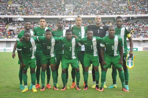 Image result for london friendly match Nigeria senegal