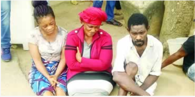 Image result for Man sells daughter, neighbour's child to raise funds for burial