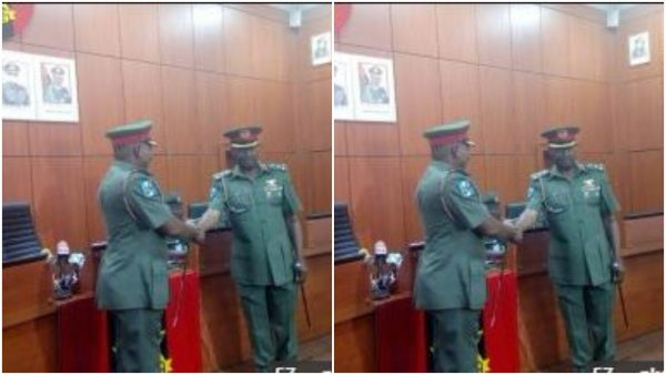 Image result for New Army spokesman  Jude Chukwu assumes office