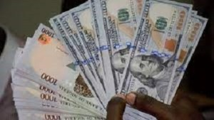 Exchange rate of Dollar, Pounds and Euro