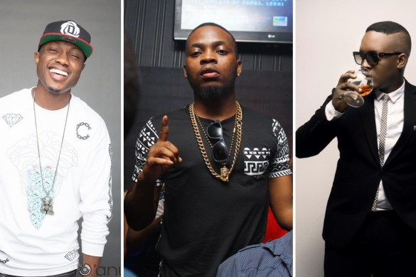 Top 5 rappers in Nigeria