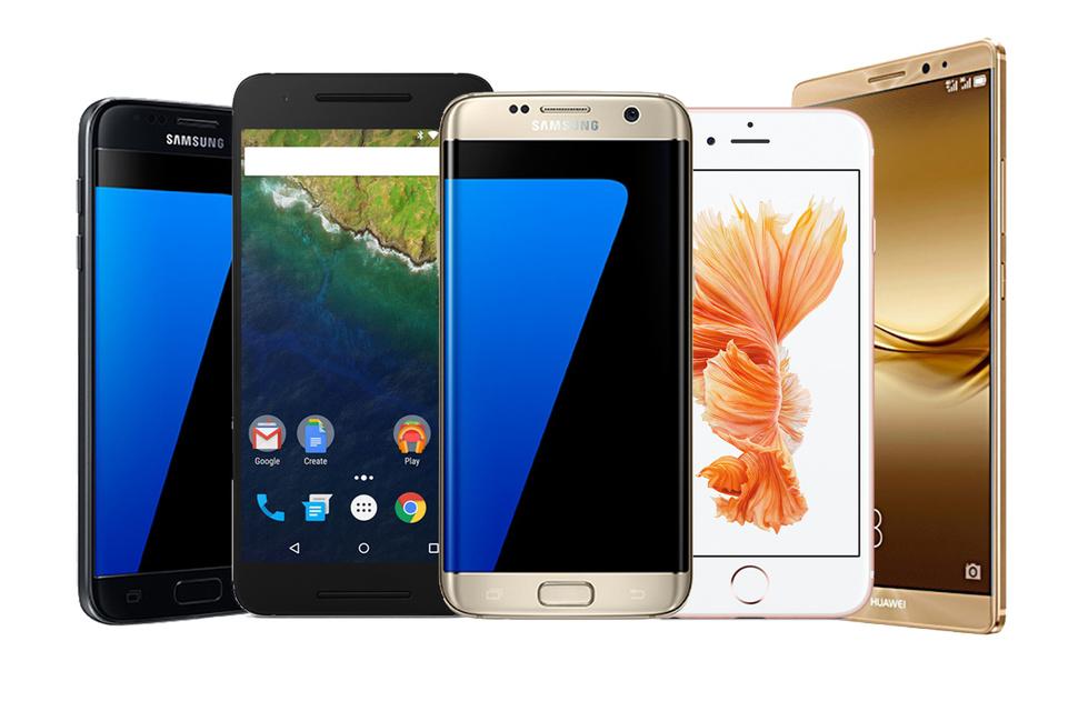 smartphones