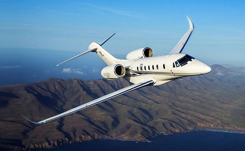 Messi Private jet
