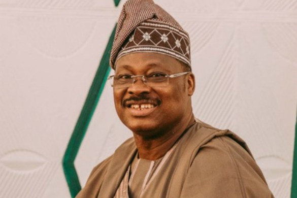Nigerian Today - Governor Abiola Ajimobi