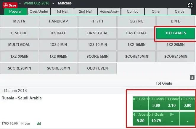 Bet9ja booking code