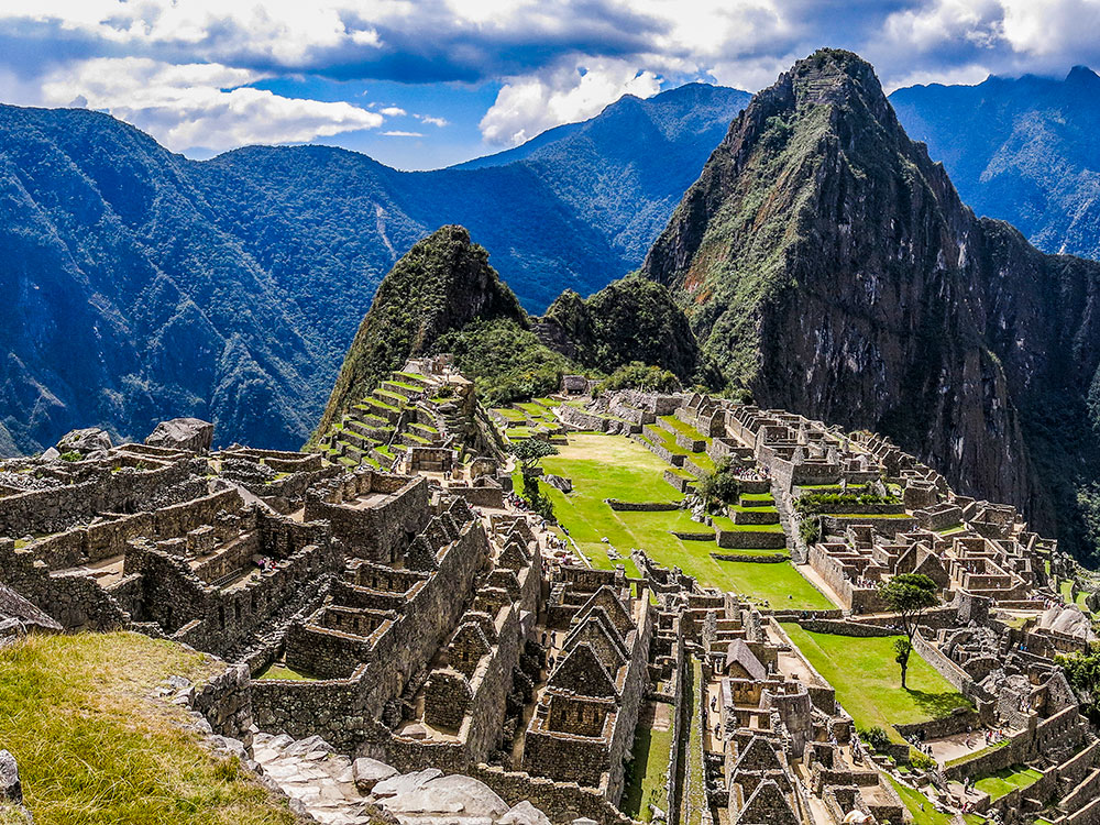 most beautiful places in South America