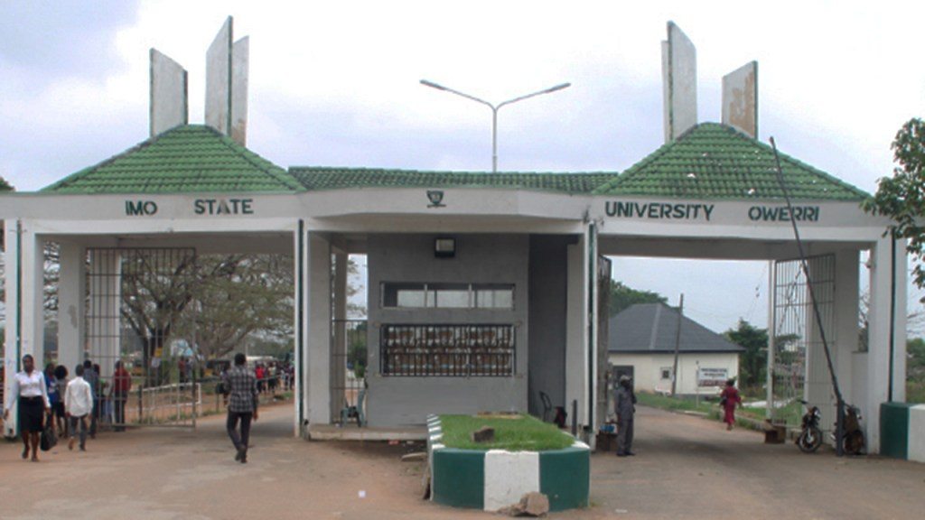 Imo state university school fees