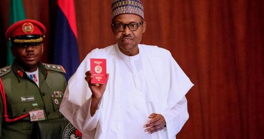 Nigerian International e-Passport