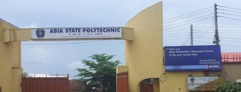 Image result for abia state poly image