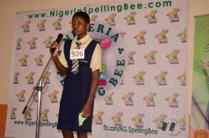 Nigeria Spelling Bee Ogun State Competition