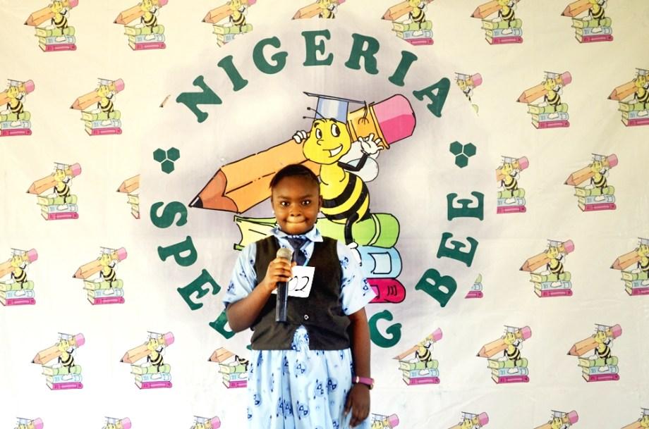 Enugu State Qualifiers. Nigeria Spelling Bee