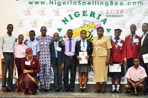 Nigeria Spelling Bee 17/18 Season Ondo