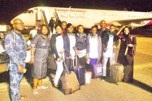 Nigeria's Top Spellers head to Kenya for African Spelling Bee
