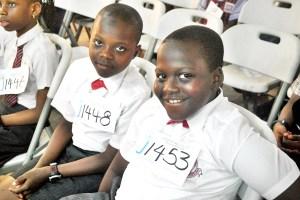 Nigeria Spelling Bee Regional Level Details