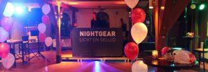 Night-gear licht, geluid en DJ's verhuur - Drive In Show - 3