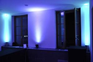 Projecteur à LED LiciaLed avec Tubes Diffusant - 190cm