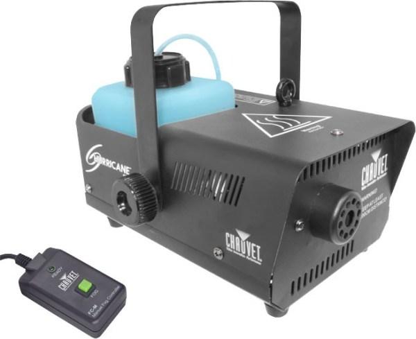 Effet de type Machine à fumée Chauvet H 901