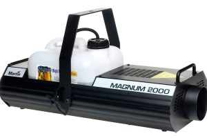 Effet de type Machine à fumée MARTIN Magnum 2000