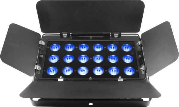 Lumière Noire CHAUVET - Slimbank UV 18