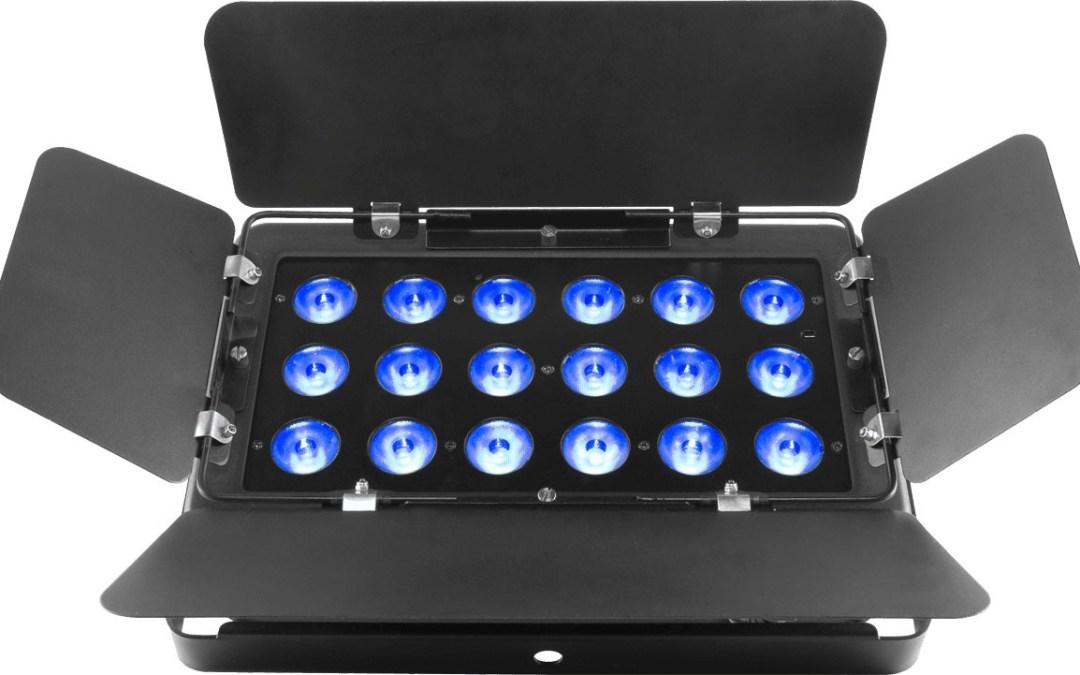 Lumière Noire CHAUVET – Slimbank UV 18