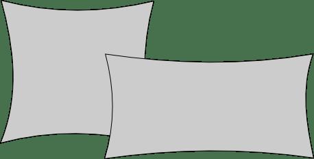 Carré de Lycra Extensible 300cm x 300cm