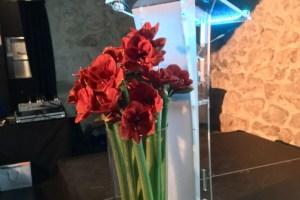 Pupitre de Conférence plexiglas OSLO