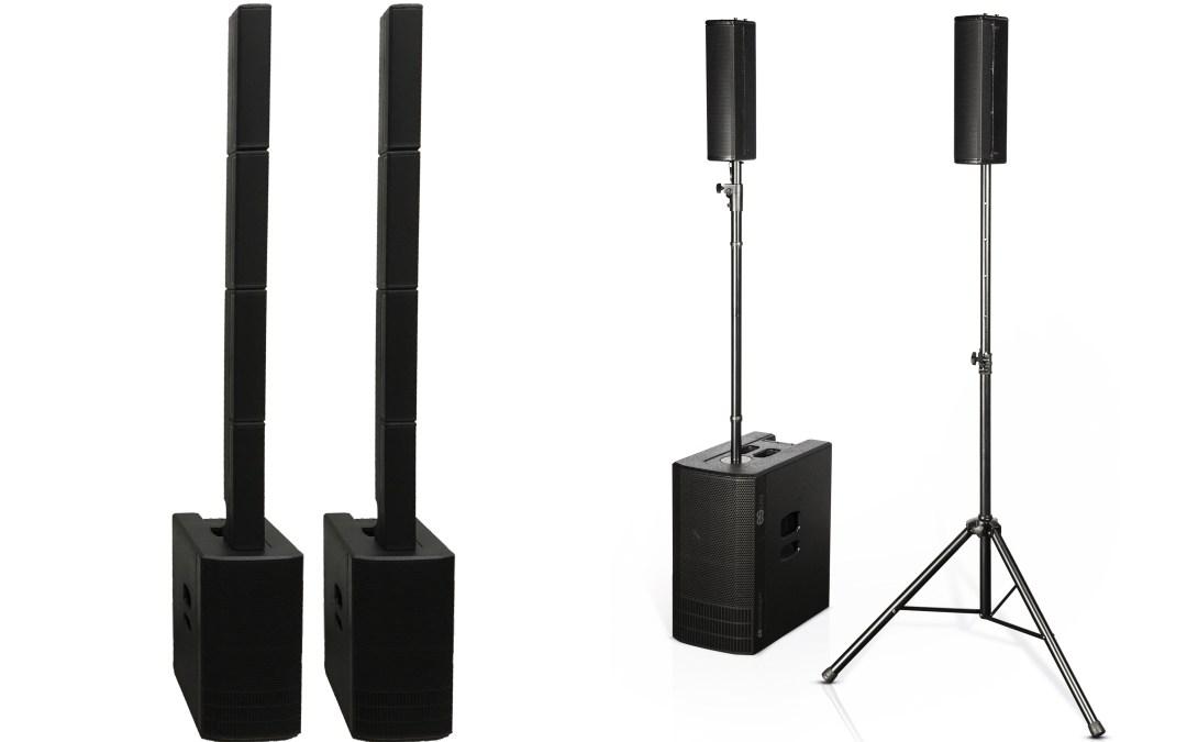 """Système Mini """"Line-Array"""" DB ES 1203 – 1,2Kw à 2,4Kw"""