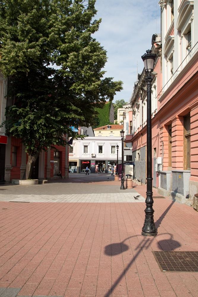 Мястото на инфопункта снимка Вера Хаджийска