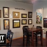 Night Art Gallery