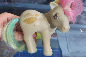 Customising Sunlight the My Little Pony