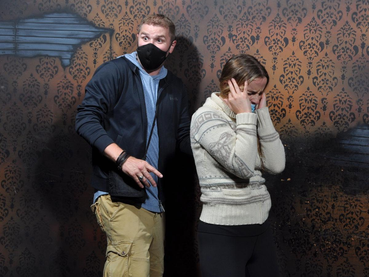 Sep 25, 2021· the best kind of halloween movies will have you laughing, shocked, or hiding your head behind the nearest pillow. Best Scares of the week | September 20, 2021 | Nightmares Fear Factory