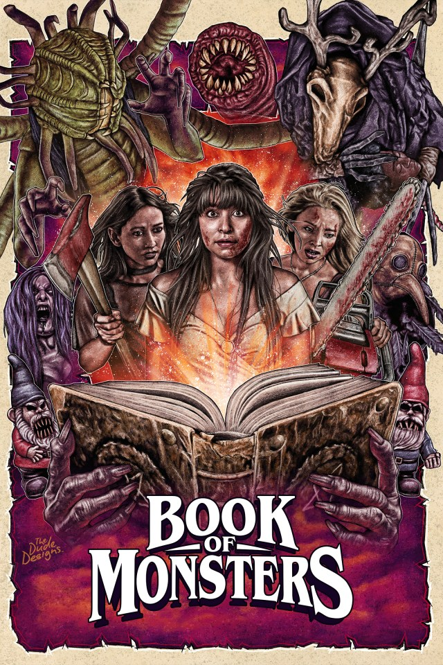 [News] BOOK OF MONSTERS Trailer Will Devour Your Soul and More!
