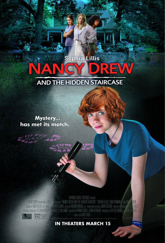 Nancy Drew and the Hidden Staircase Seeks New Generation This March!