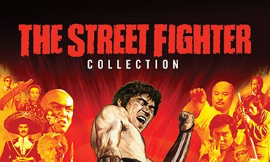 [News] Shout Presents THE STREET FIGHTER COLLECTION