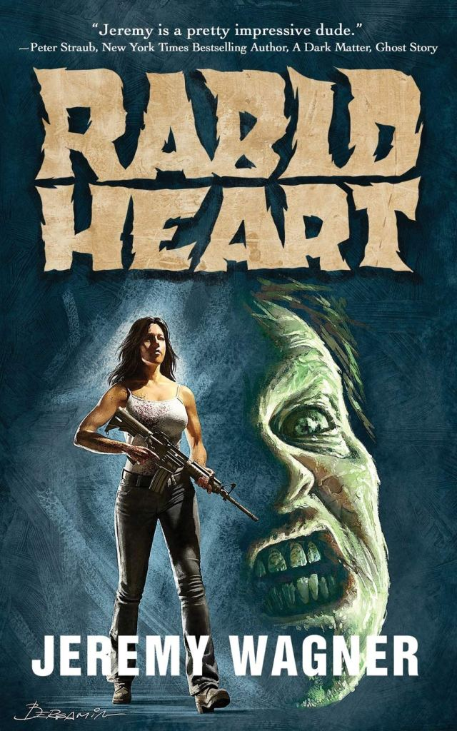Book Review: RABID HEART (2017)
