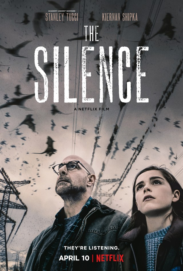[News] Embrace THE SILENCE in Netflix's New Trailer
