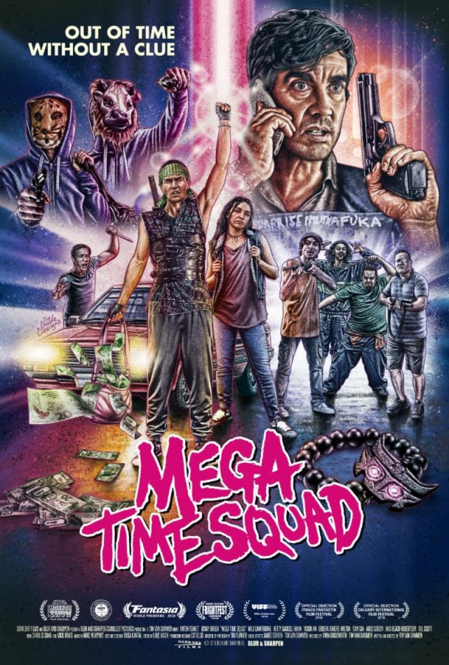 [News] MEGA TIME SQUAD Comes to Blu-ray & DVD on 4/9