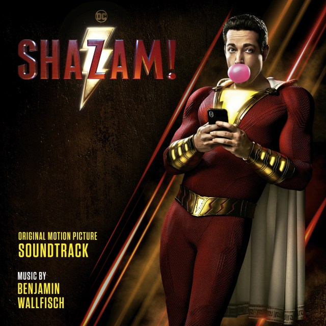 [News] SHAZAM! Soundtrack Will Be Released April 5!