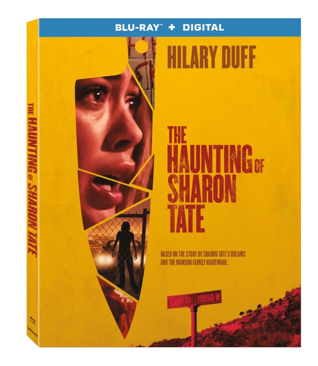 [News] THE HAUNTING OF SHARON TATE Arriving on Digital June 4th