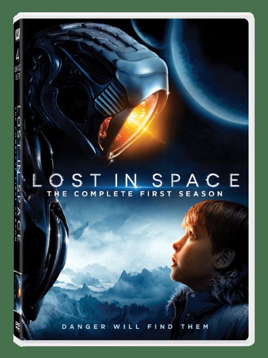 News Lost In Space Season 1 Arriving On Digital Blu Ray Dvd Nightmarish Conjurings