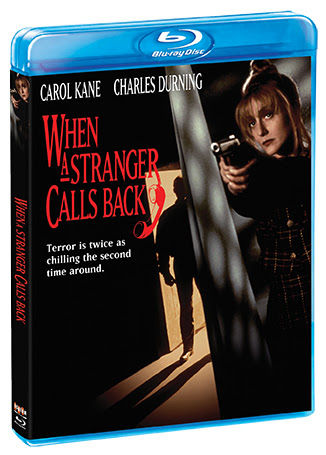[News] WHEN A STRANGER CALLS BACK Debuts on Blu-ray May 28th!