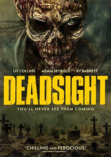 [News] DEADSIGHT Arrives on DVD, On Demand July 2nd